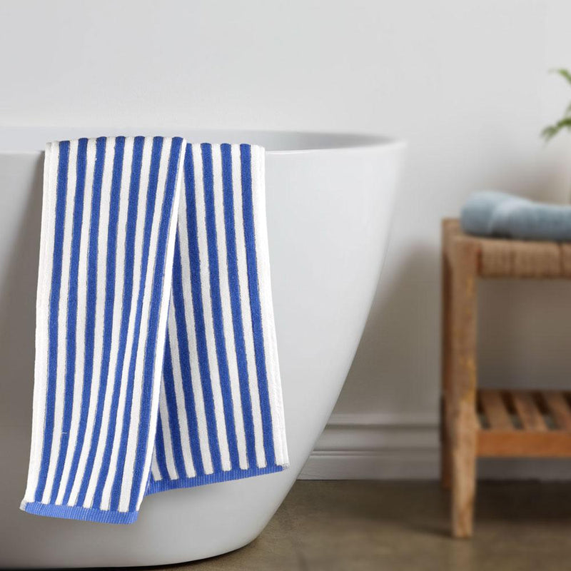 HNC Braunfels Stripes Design Bath Towel Towel Haroon Cp
