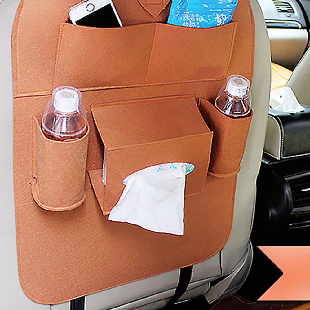 Multi-Pocket Car Seat Back Organiser General Accessories Sunshine China