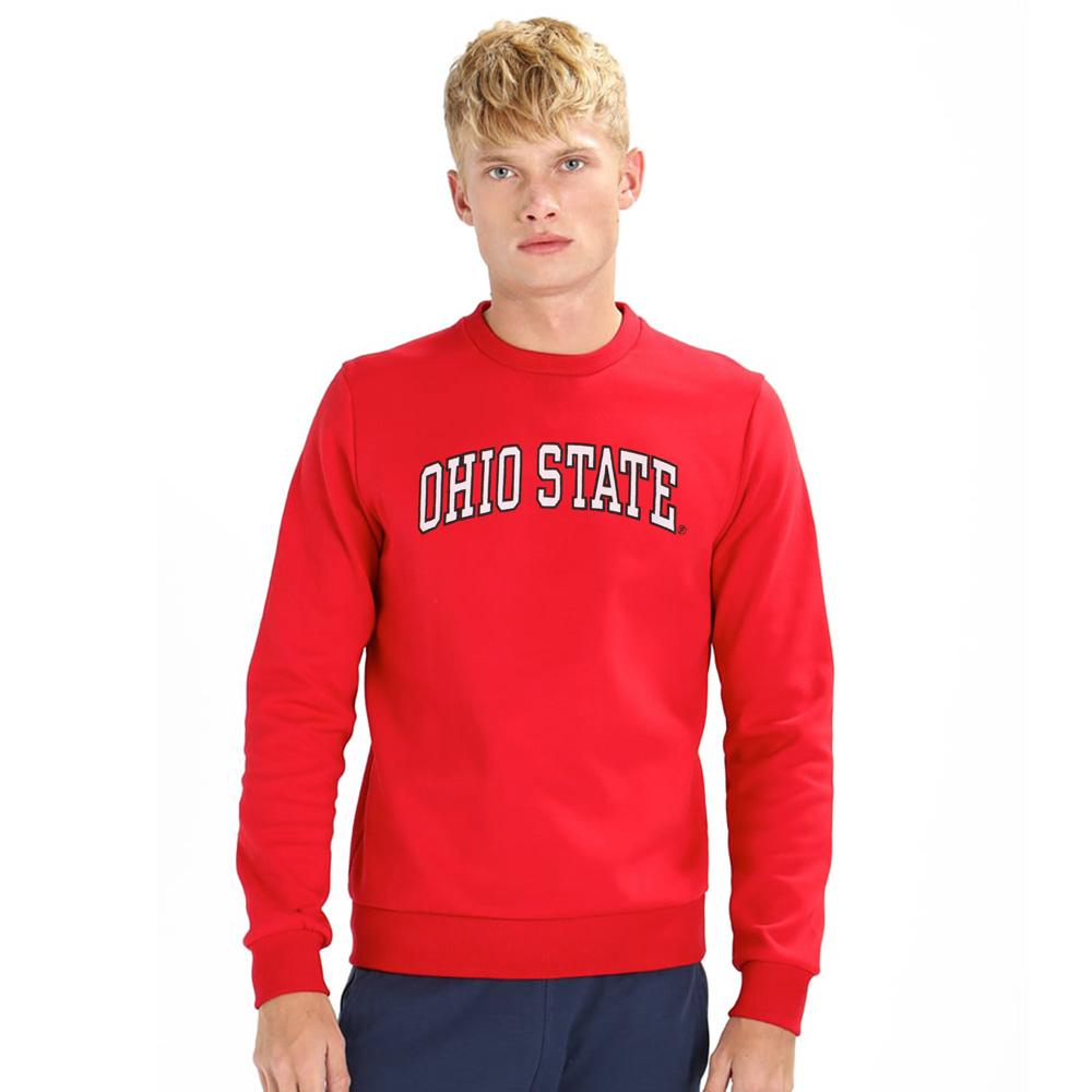Steve & Barry's Ohio State Buckeyes Vintage sweatshirt Men's Sweat Shirt First Choice XS