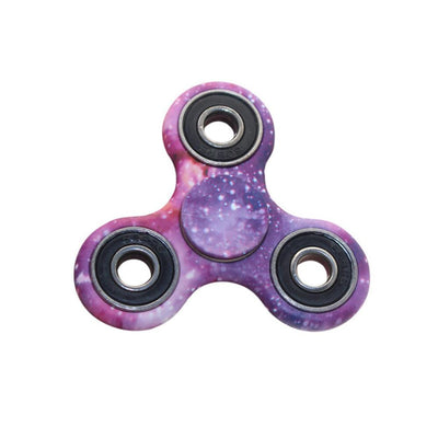 Faded Color Space Style Fidget Spinner