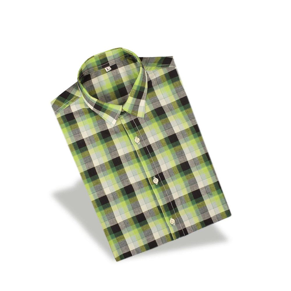 AHE Pariaman Check Design Casual Shirt Men's Casual Shirt AHE M