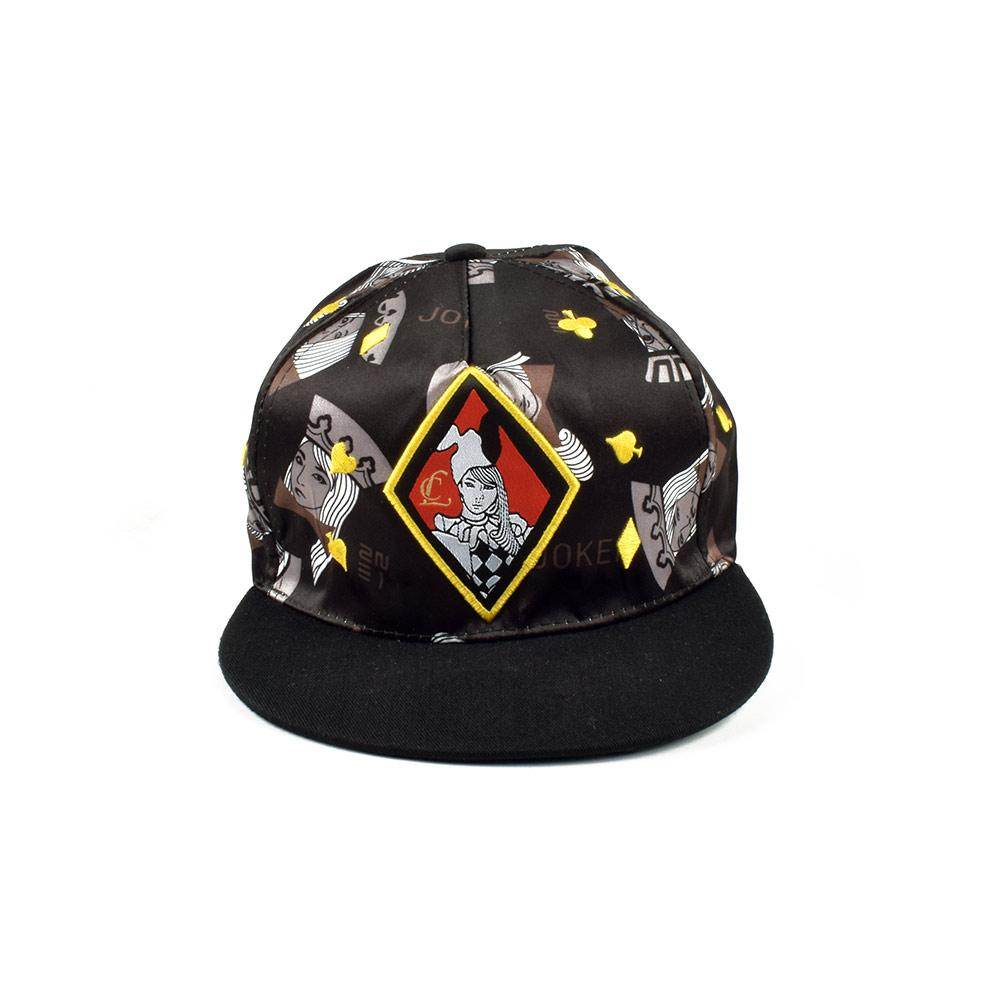 LC Diamond Design Baseball Cap Headwear MB Traders