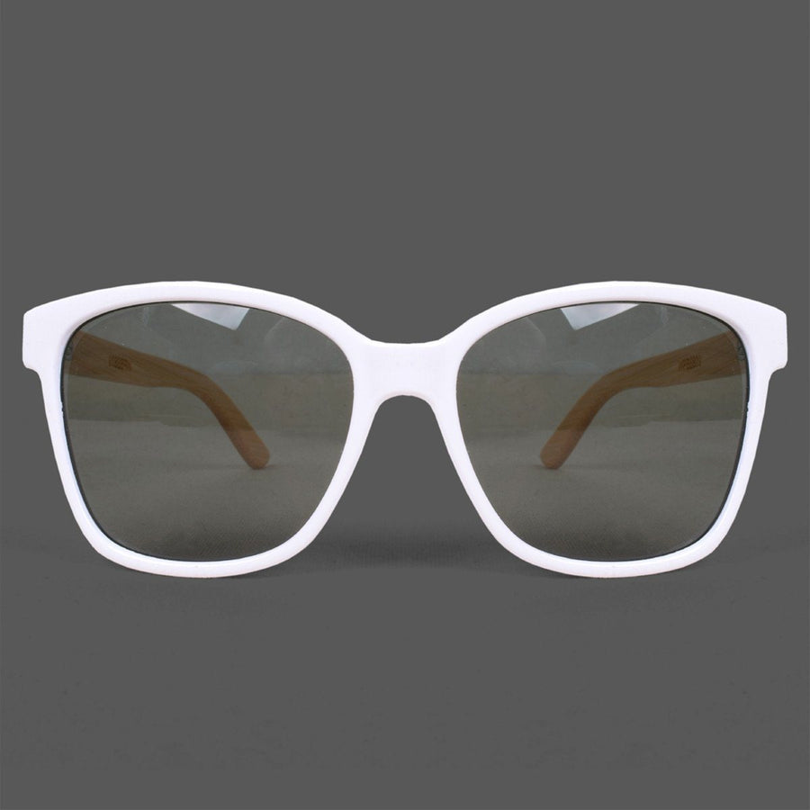 Polo Republica (RT8809-M6) Remmington Bamboo Temple Sunglasses - ExportLeftovers.com