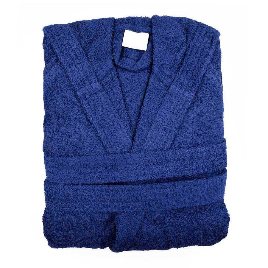 Hash Drag Shawl Collar Bathrobe