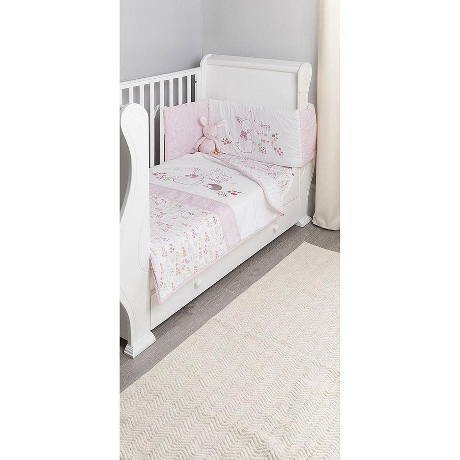 MB Mothercare Mini Dots Baby Cot Valance