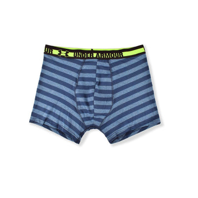 Under Armour Short Leg Men's Boxer Men's Underwear Fiza Jeans Marl S