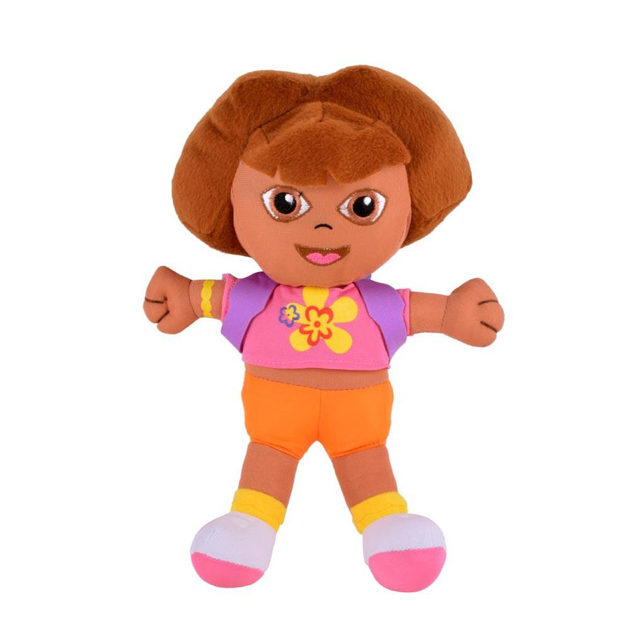 Girl Dora The Explorer Stuffed Toy - ExportLeftovers.com