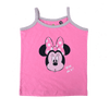 Minnie Mouse Printed Strappy Tank Top - ExportLeftovers.com
