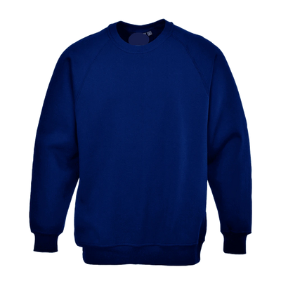 PRT Roma B300 B Quality Sweat Shirt B Quality Image Royal 3XL