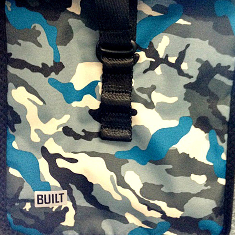 Built Classic Camo Lunch Bag