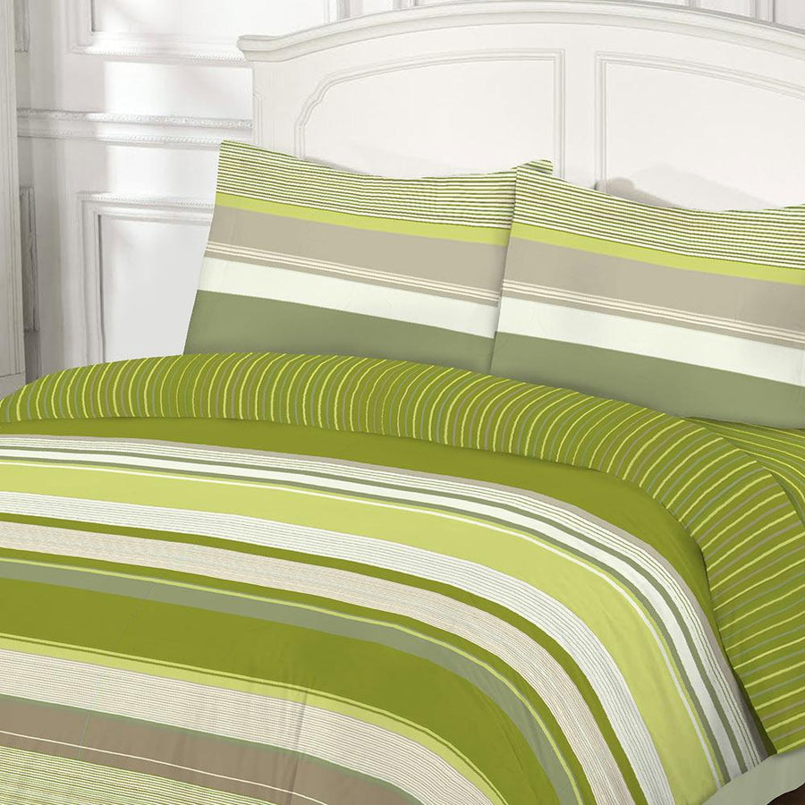 ARC Thin Flora King Bed Sheet Set