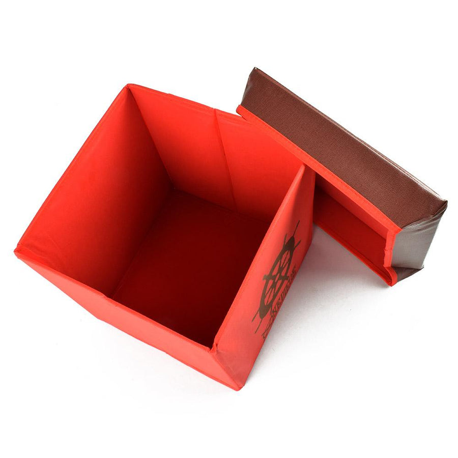 Nepiege Bryansk Storage Box Cum Stool