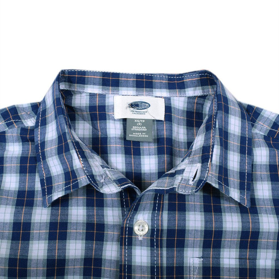 Cut Label Old Navy Marino Long Sleeve Casual Shirt - ExportLeftovers.com