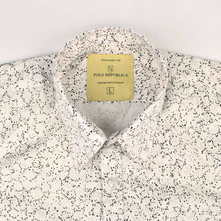 Polo Republica Darende Printed Casual Shirt