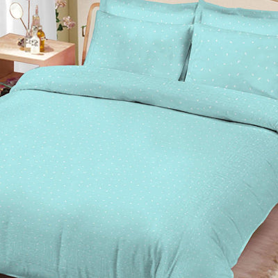ARC Mini Spots Double Bed Sheet Set