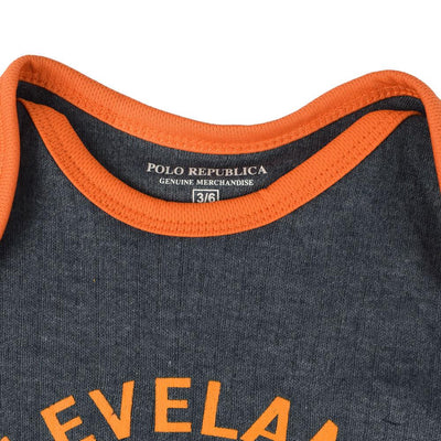 Polo Republica Clever Land Thermal Baby Romper Babywear Polo Republica