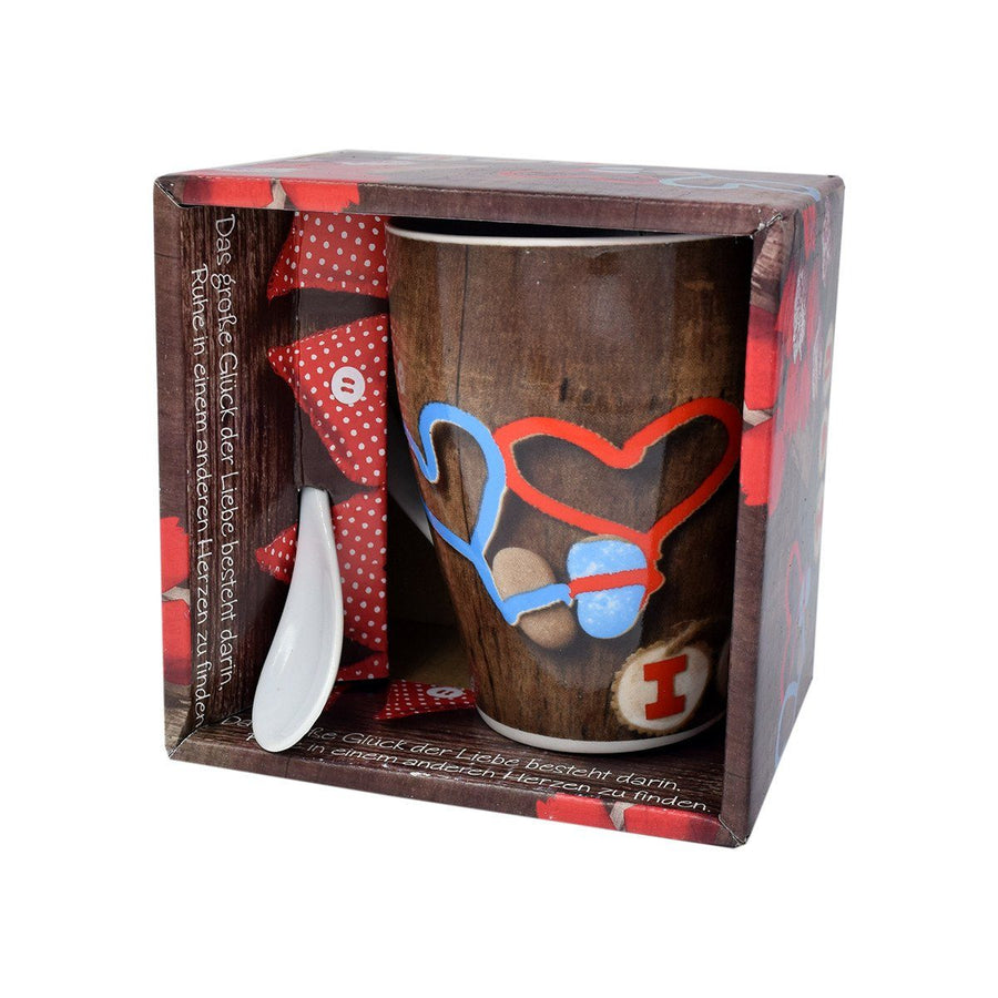 Woodi Tac Coffee Mug Set