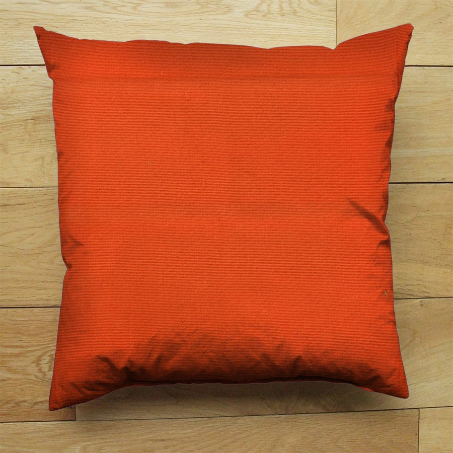 Jasica Plain Lined Cushion Cover