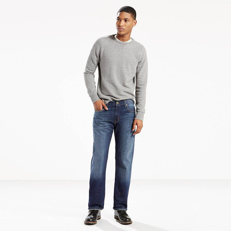 Breakout Bocton Straight Fit Denim