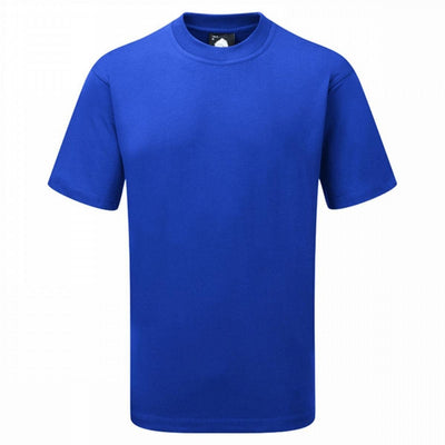 Jackson Short Sleeve B Quality Tee Shirt B Quality Image Royal M