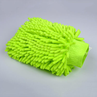Chenille Cleaning Scrub Car Rag Glove General Accessories Sunshine China Parrot