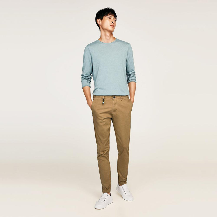 ZR Gotenburg Slim Fit Chino Pants