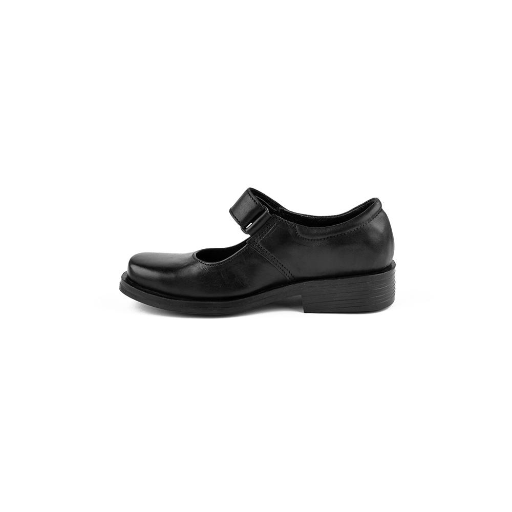 Nemo Genuine Leather Velcro Girls School Shoes Girl's Shoes KMZ