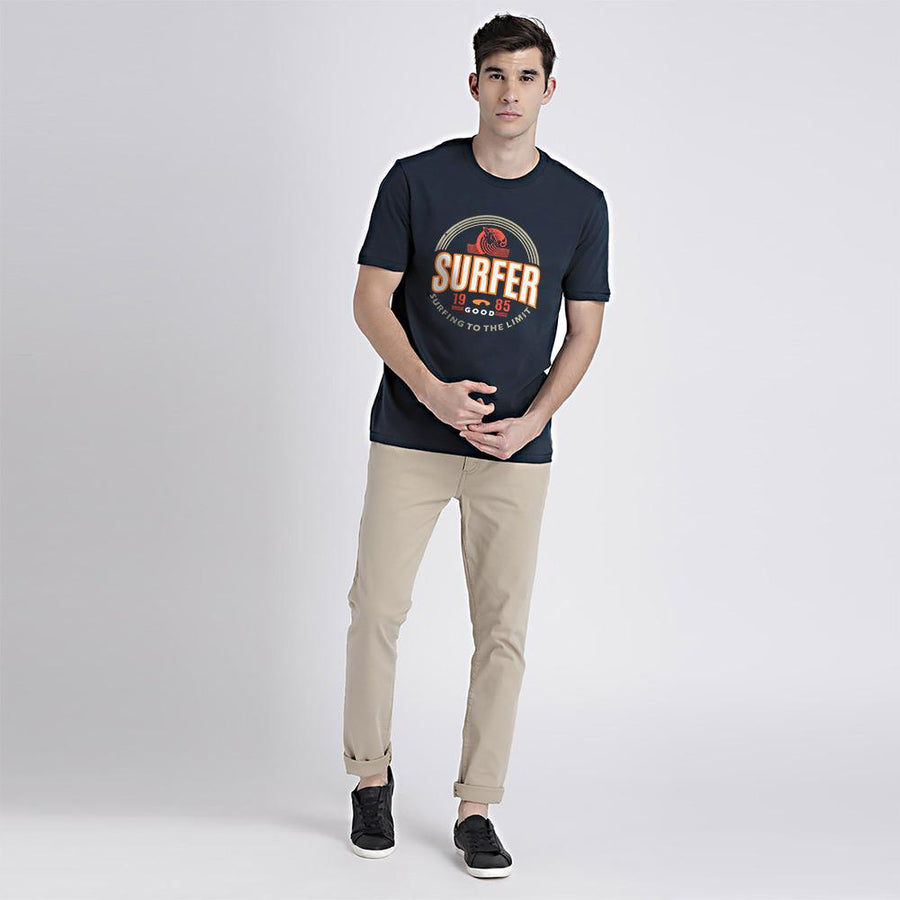 Polo Republica Surfing To The Limit Tee Shirt