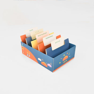 DIY Business Card Storage Box Home Decor HDY