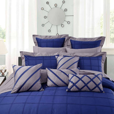 Araish Twilight Embellished 6 Pcs Bedding Set