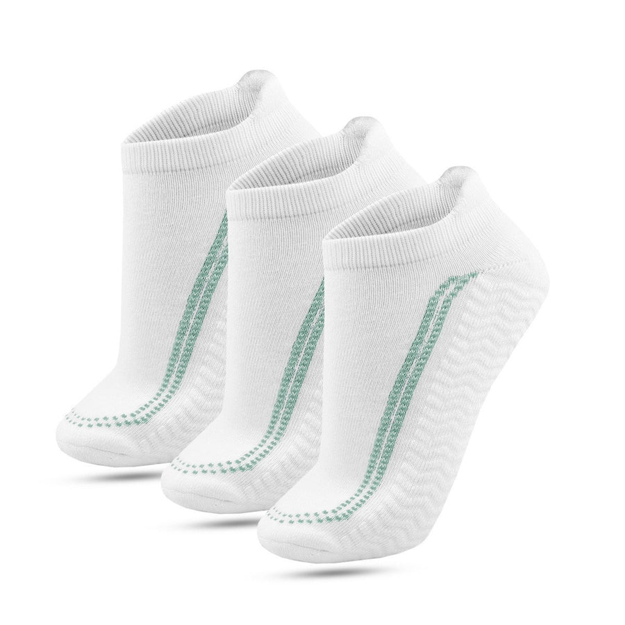 Pack of Three Pairs Polo Republica Zomo Low Cut Socks