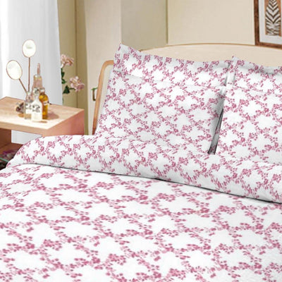 ARC Plantica Double Bed Sheet Set