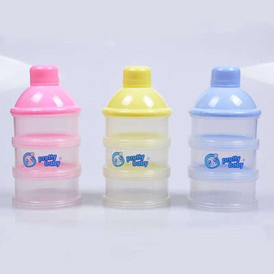 Portable 3 Layer Baby Infant Food Plastic Dispenser Box Kid's Accessories Sunshine China
