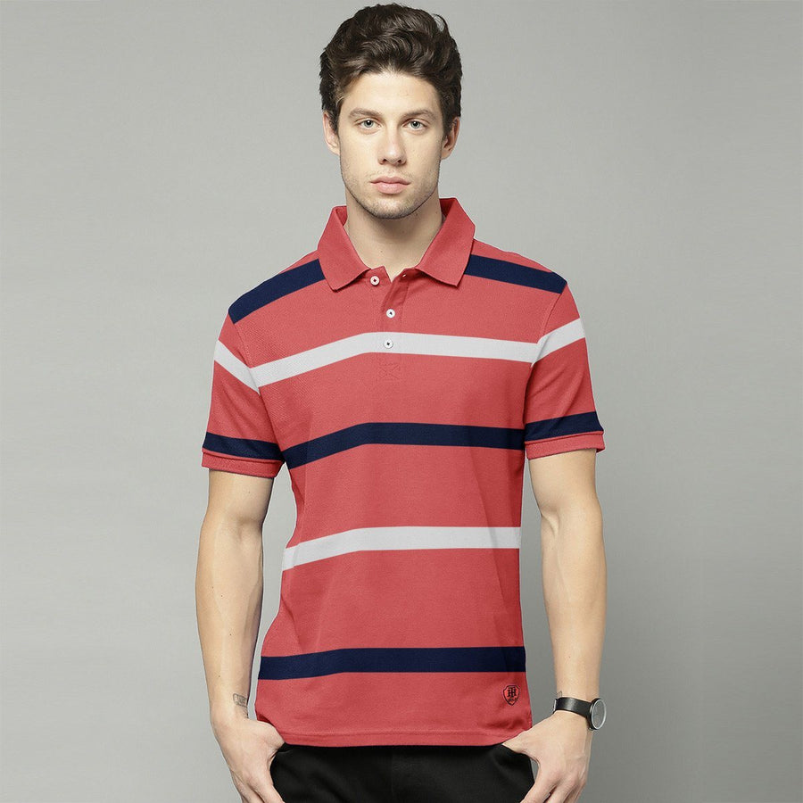Cut Label Marks & Spencer Vollic Short Sleeve Polo Shirt