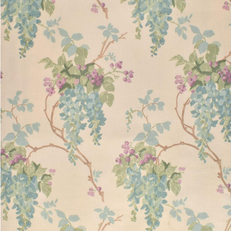 Orchard Leaves One Piece Pocket Curtain