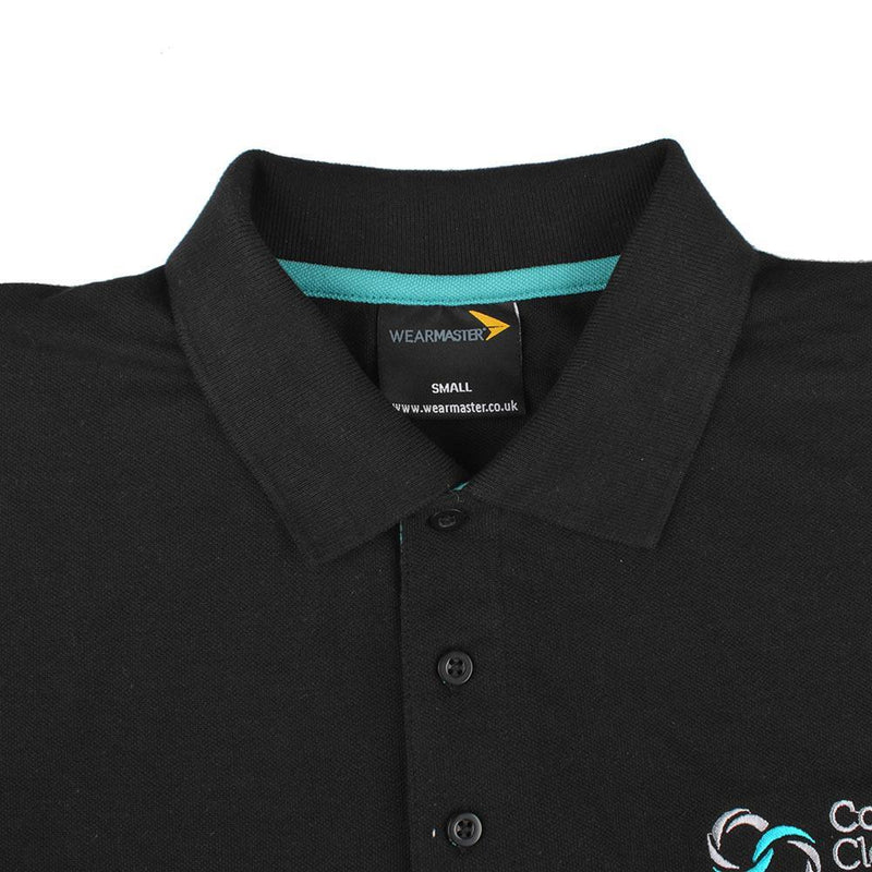 WRM Surakarta Contrast Panel Polo Shirt Men's Polo Shirt Image XS
