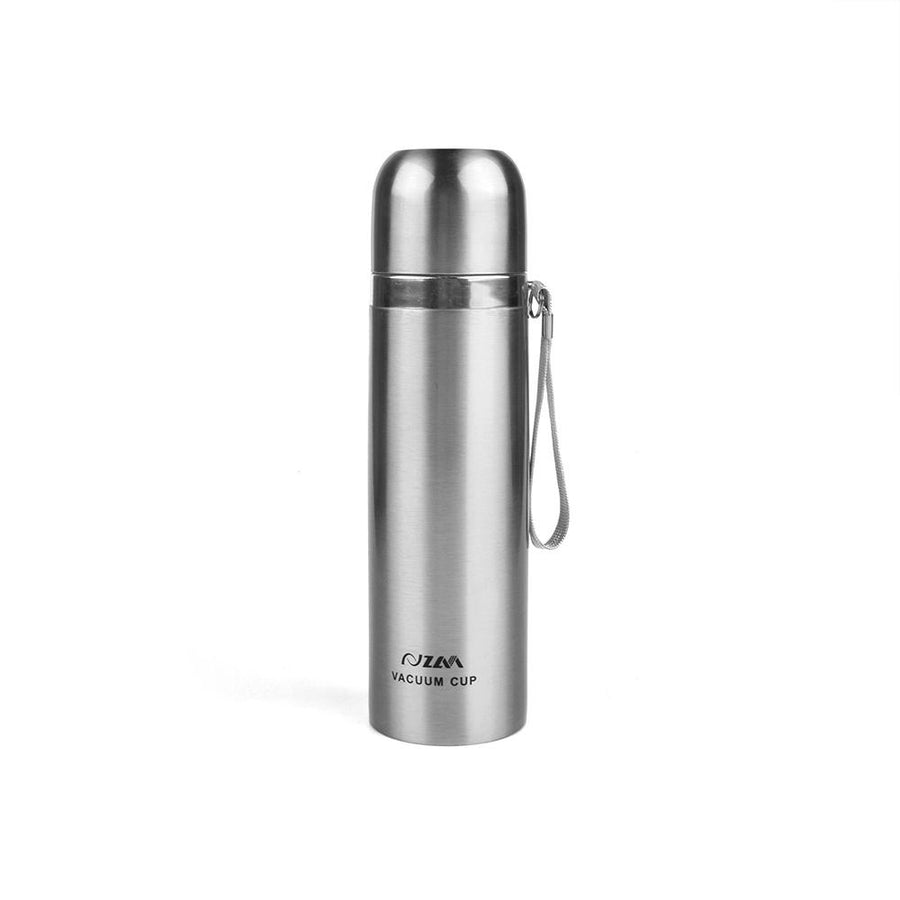Stainless Steel Thermos Flask Hot N Cold Vacuum Bottle