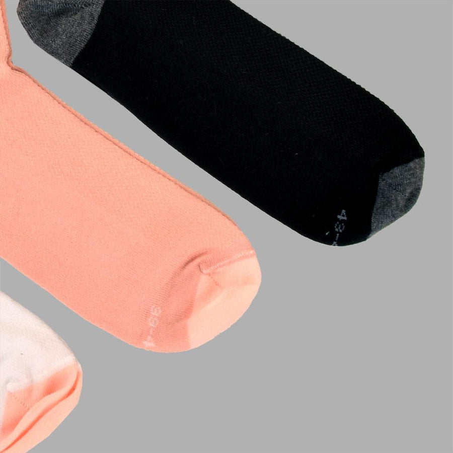 Unisex 3 Pack GOL Iconic Diabetic Socks