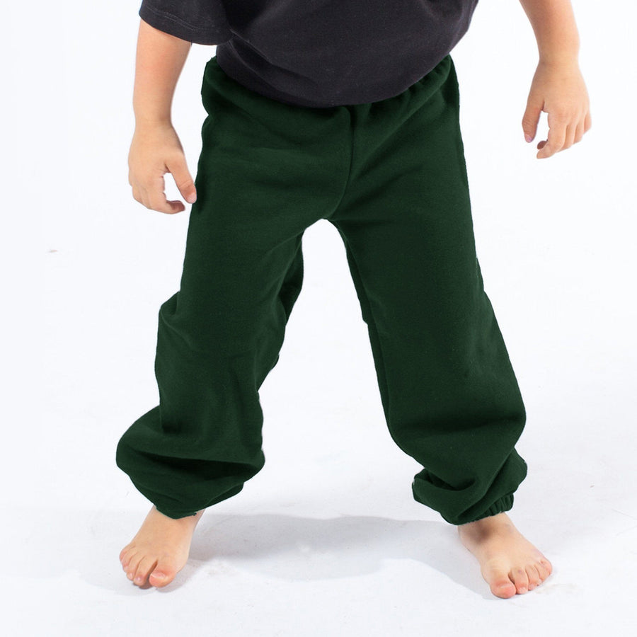 Kid's Polo Republica Close Bottom Sweat Pants - ExportLeftovers.com