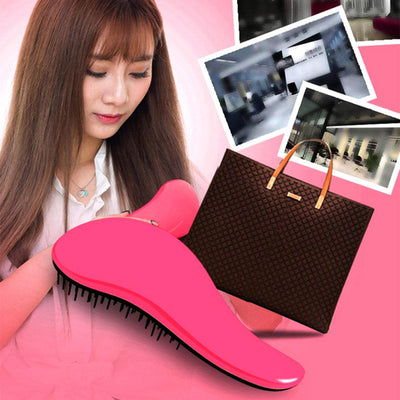 Styling Tamer Detangle Hair Brush Women's Accessories Sunshine China
