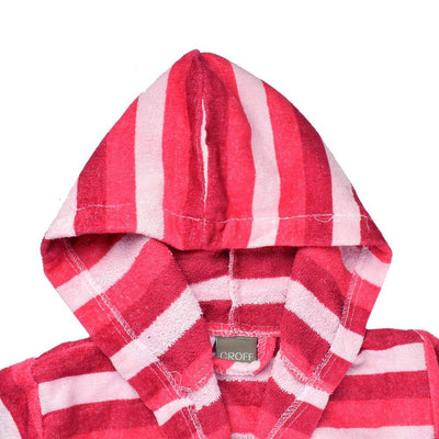 Alive Kids Laixi Striper Hooded Bathrobe Bathrobe First Choice