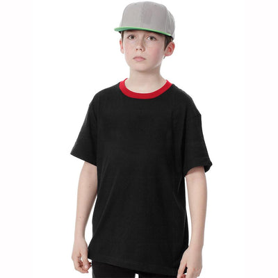 Polo Republica Kids Ringer Tee Shirt Boy's Tee Shirt Polo Republica