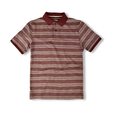 RSL Pro 10 Printed Polo Shirt Men's Polo Shirt First Choice Burgundy S