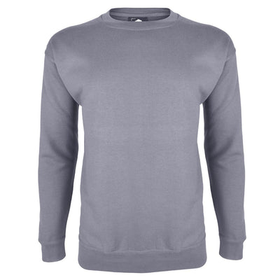 Kitrose Sweat Shirt Men's Sweat Shirt Image Graphite S
