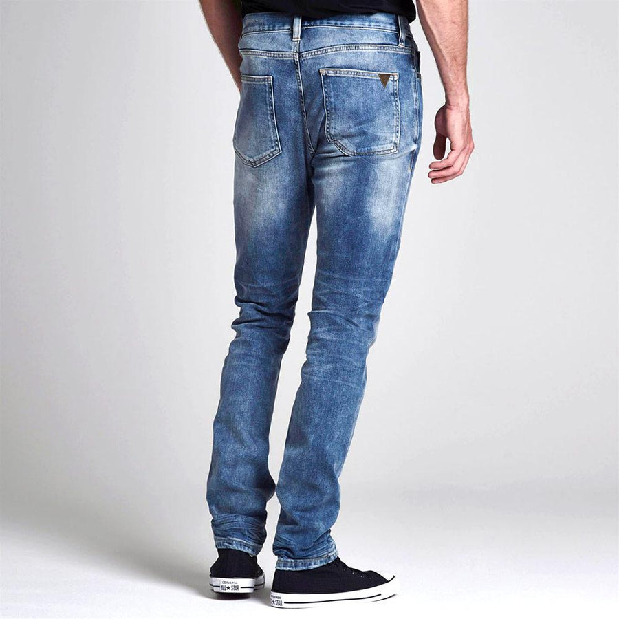 SVT Erzurum Classic Slim Fit Denim