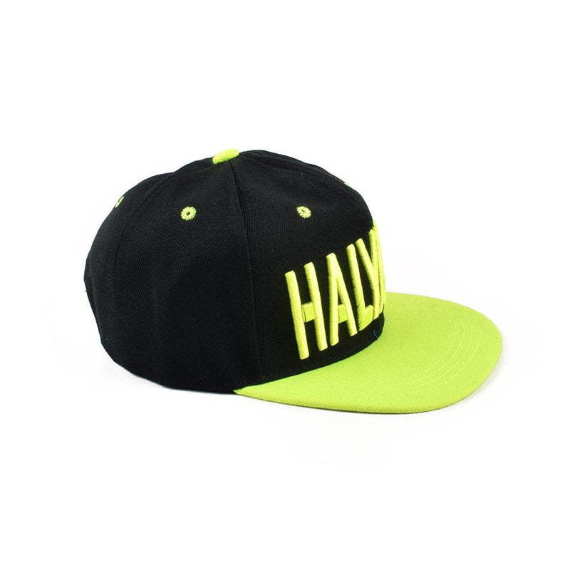 Halyang Signature Contrast Color Baseball Cap Headwear MB Traders