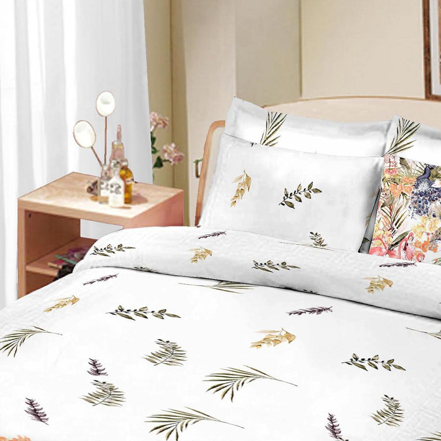 ARC Cheboksary Printed Double Bed Sheet Set