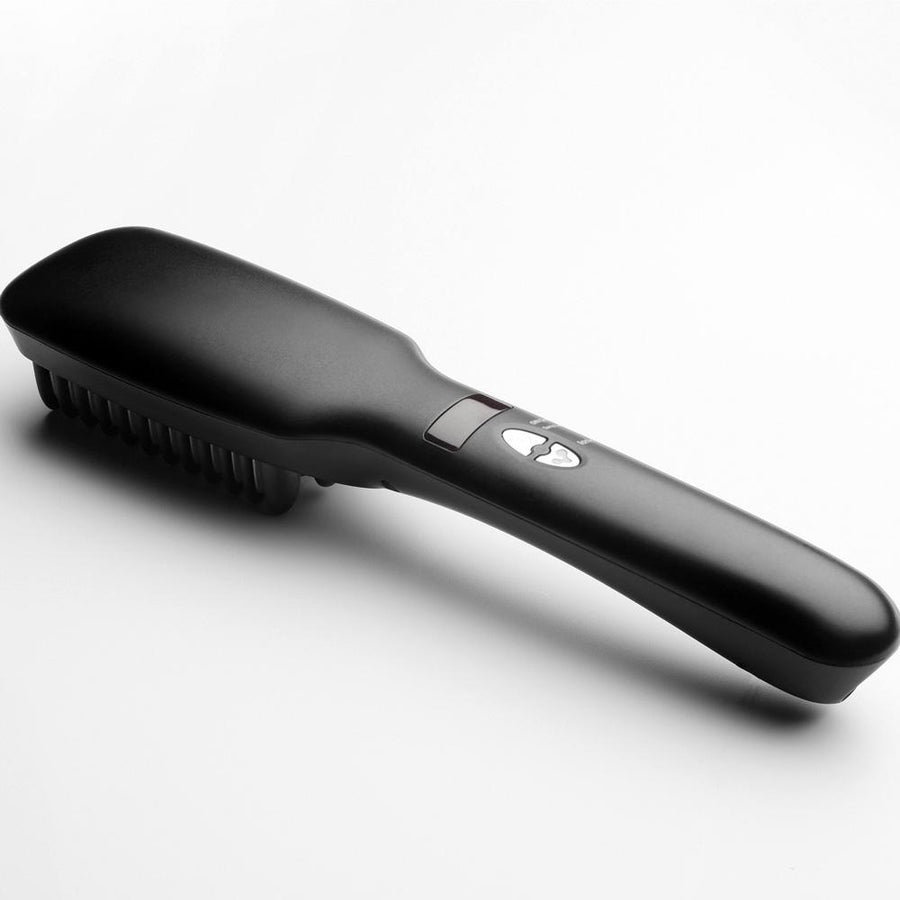 PTC Heating Ionic Hair Straightener Brush