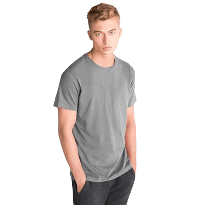LE Short Sleeve B Quality Tee Shirt B Quality Image Grey 2XL