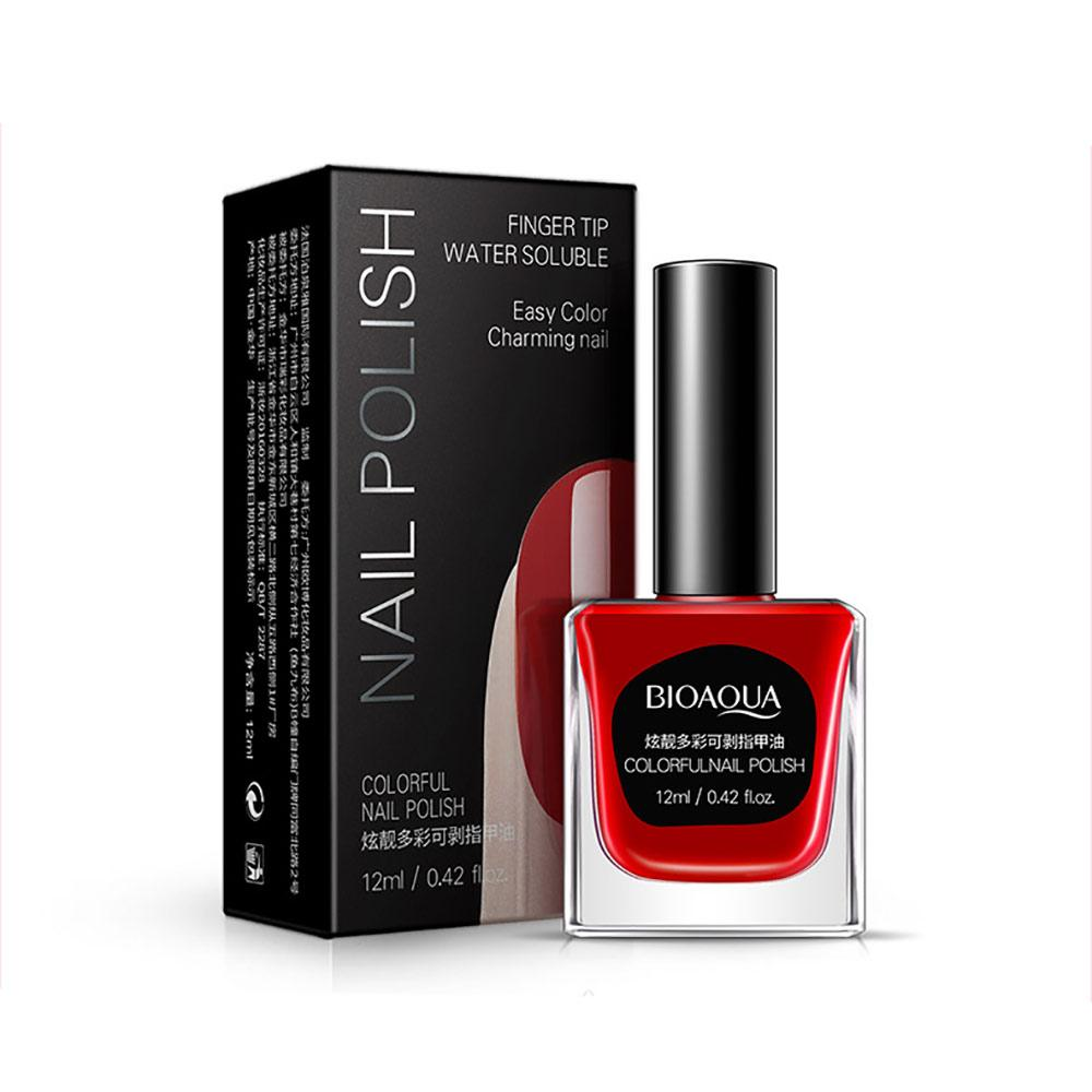 Bioaqua Dazzling Coloful Nail Polish Health & Beauty Sunshine China